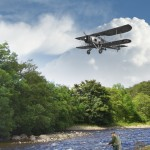 Drew Jamieson aircraft