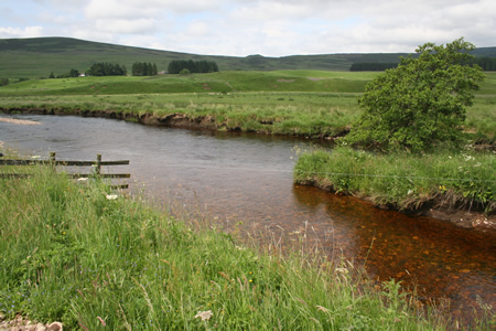 Rottal confluence