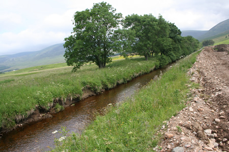 Rottal ditch