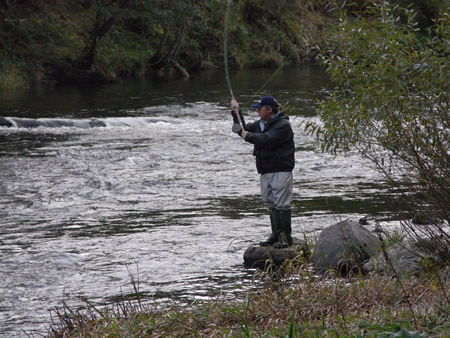Ken Whelan fishing Pheasantry (Castle Beat)