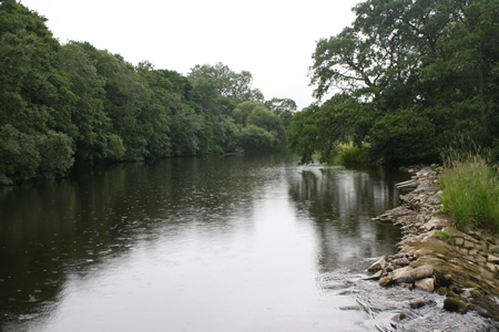 Kintrockat South Esk