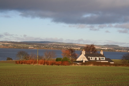 Montrose Basin from South side